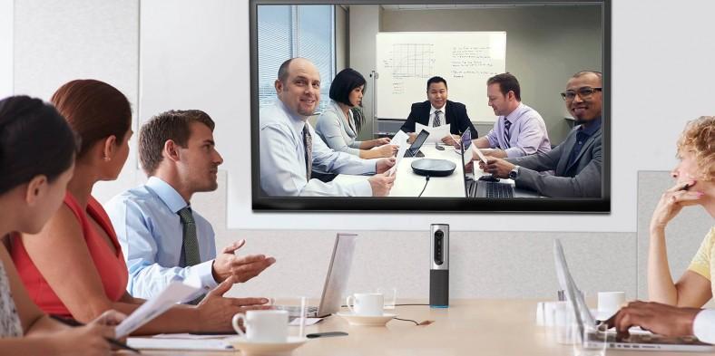 Logitech Conference Cam – un webcam dedicat pentru conferinte
