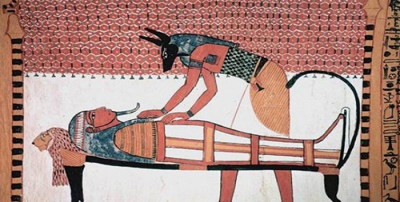 Obiceiuri funerare in Egiptul Antic