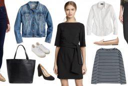 5 obiecte vestimentare ce nu trebuie sa lipseasca din garderoba unei femei
