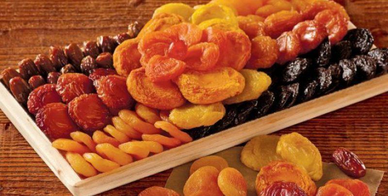 7 Beneficii Ale Consumului de Fructe Uscate