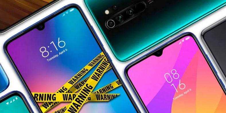 Ce probleme pot avea telefoanele Xiaomi?