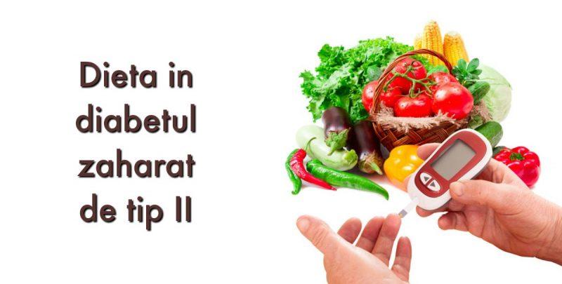Dieta sanatoasa pentru diabet de tip 2: cu ce sa inlocuiesti alimentele periculoase