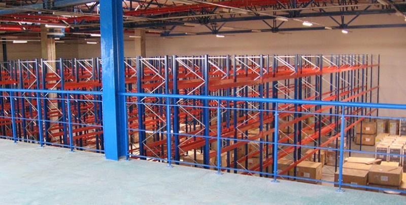Pallet Racking – rafturile pentru paleti din metal sau lemn