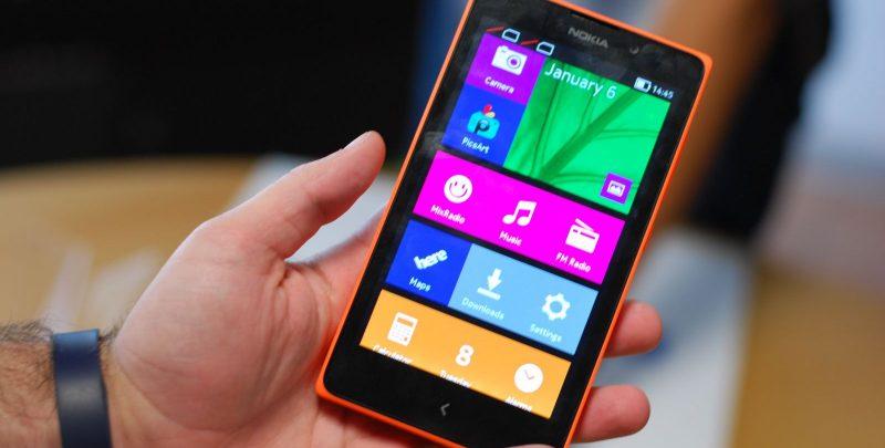 Prezenta telefoanelor Nokia in Romania