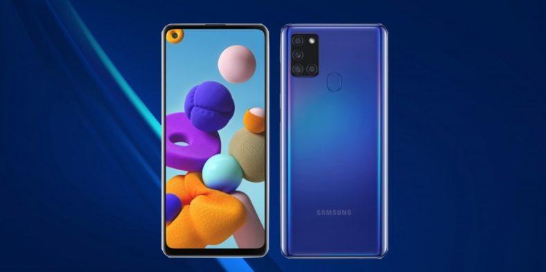 Recenzie Samsung Galaxy A21S
