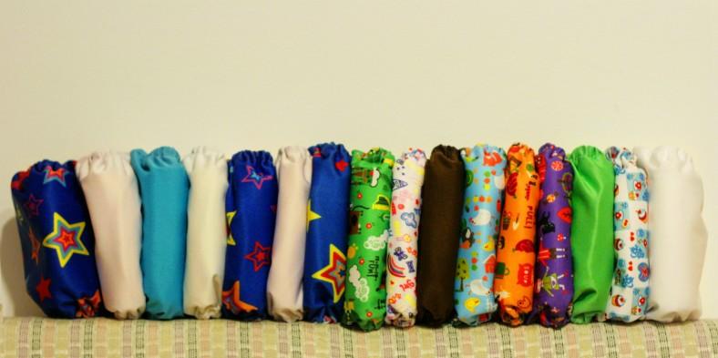 Scutece de unica folosinta si scutece textile pentru fiecare bebelus