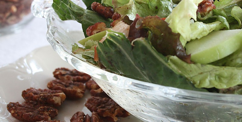 Salata aperitiv de Craciun